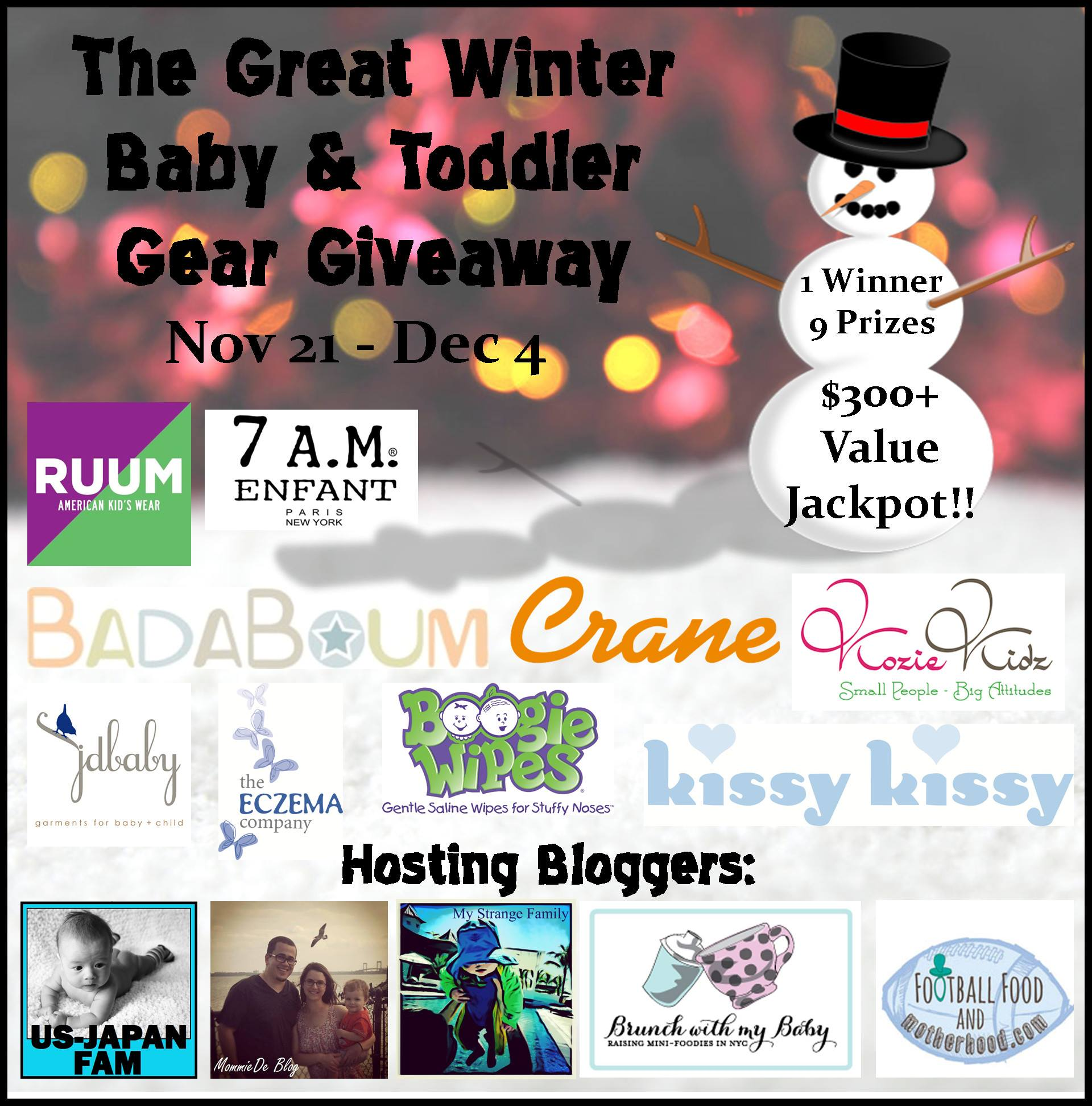 great winter giveaway