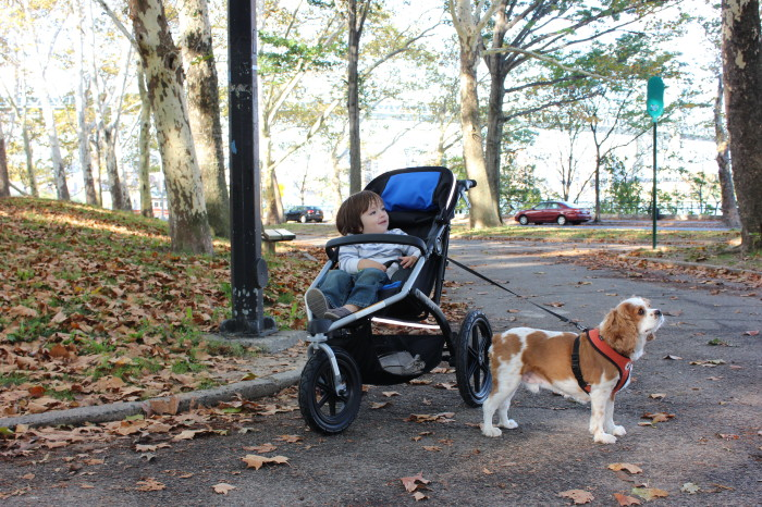 Mom and her Three Strollers: Urbini Avi Jogger for Outdoor Adventures