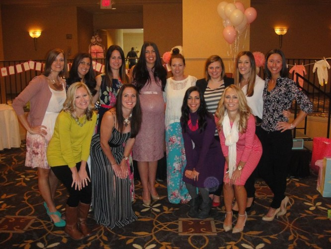 ZTA sorority sisters - we are all still good friends.