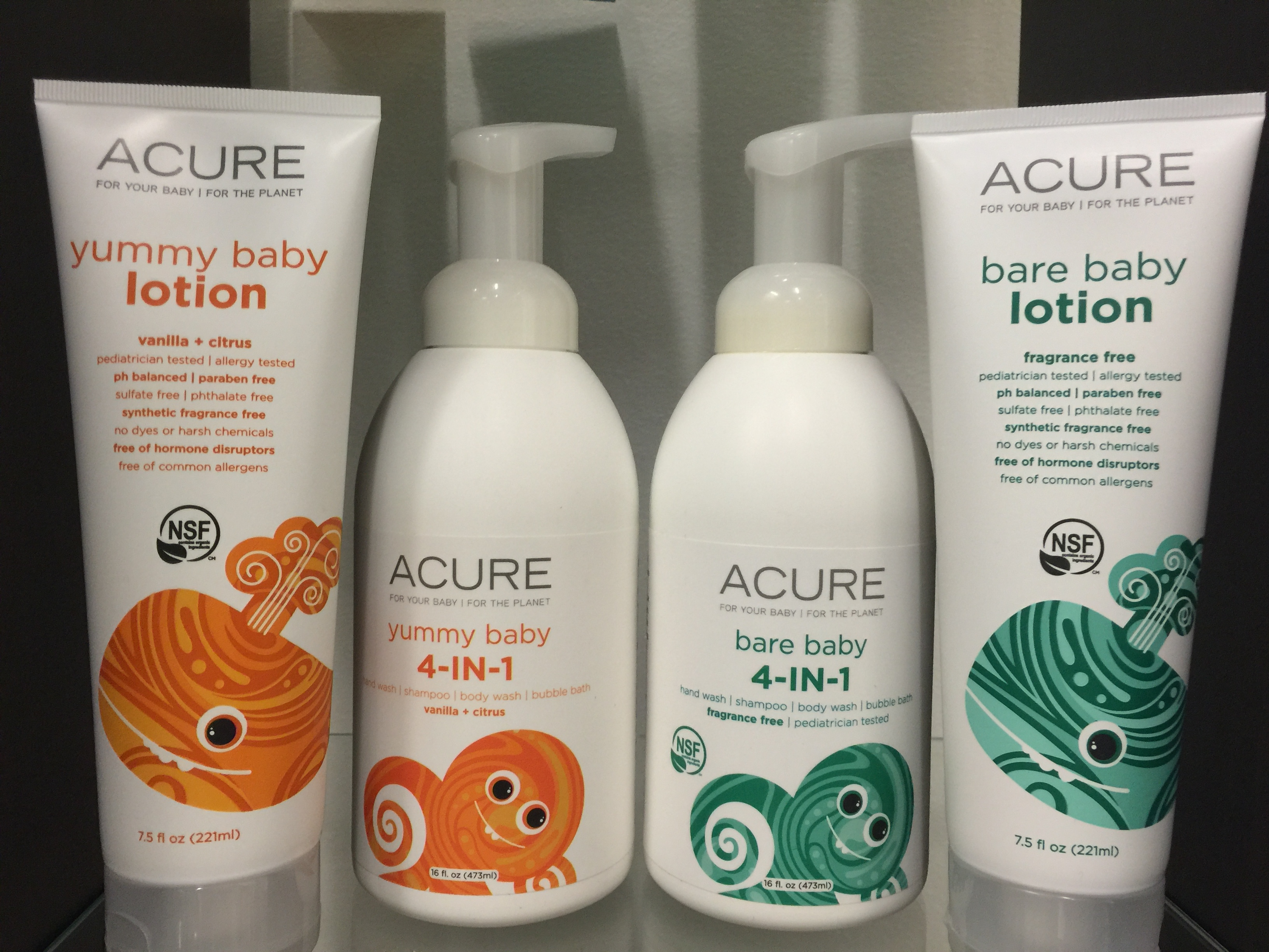 Acure Organics Launches New Baby Line – And You'll Want to Try It, Too!