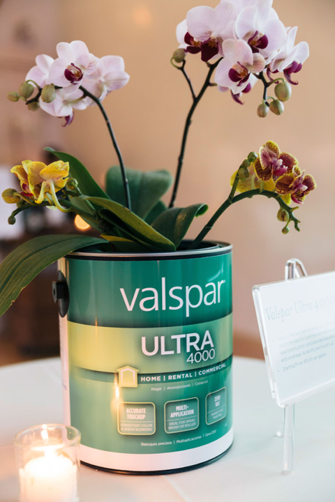 Valspar Goes Green With Zero Voc Paint Football Food