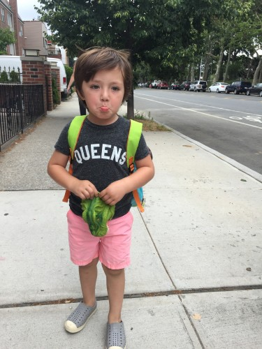 The Day Some Guy Called Me An Asshole For Putting My Son In 'Hot' Pink Shorts