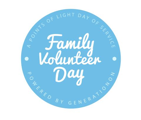 Why You Should Sign Up For Family Volunteer Day – November 19