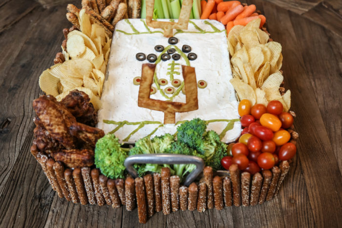 Your Game Book for the Ultimate Snack Stadium