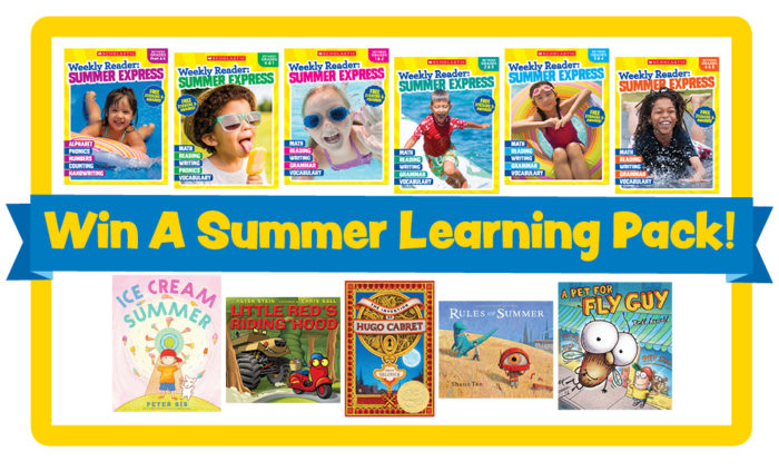 Summer Survival with Scholastic