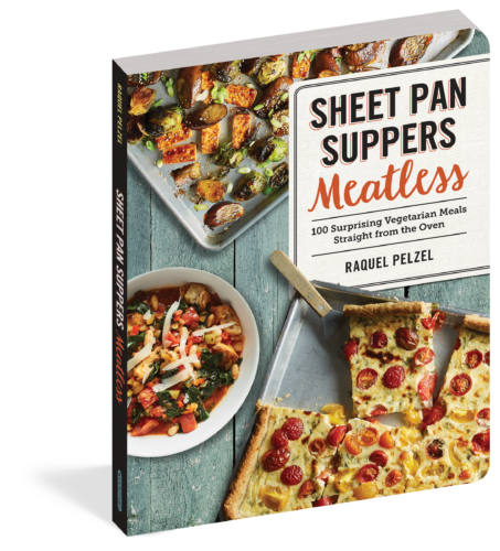 Sheet Pan Suppers Meatless Cover 3D