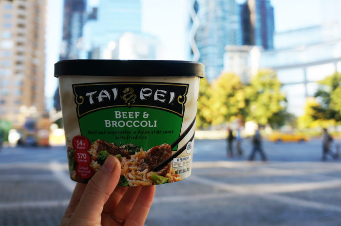 These Little Frozen Boxes Are Perfect For Your Central Park Lunch Break