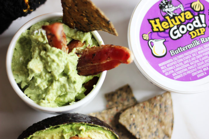 This Heluva Good Football Dip Will Up Your Homegating Cred