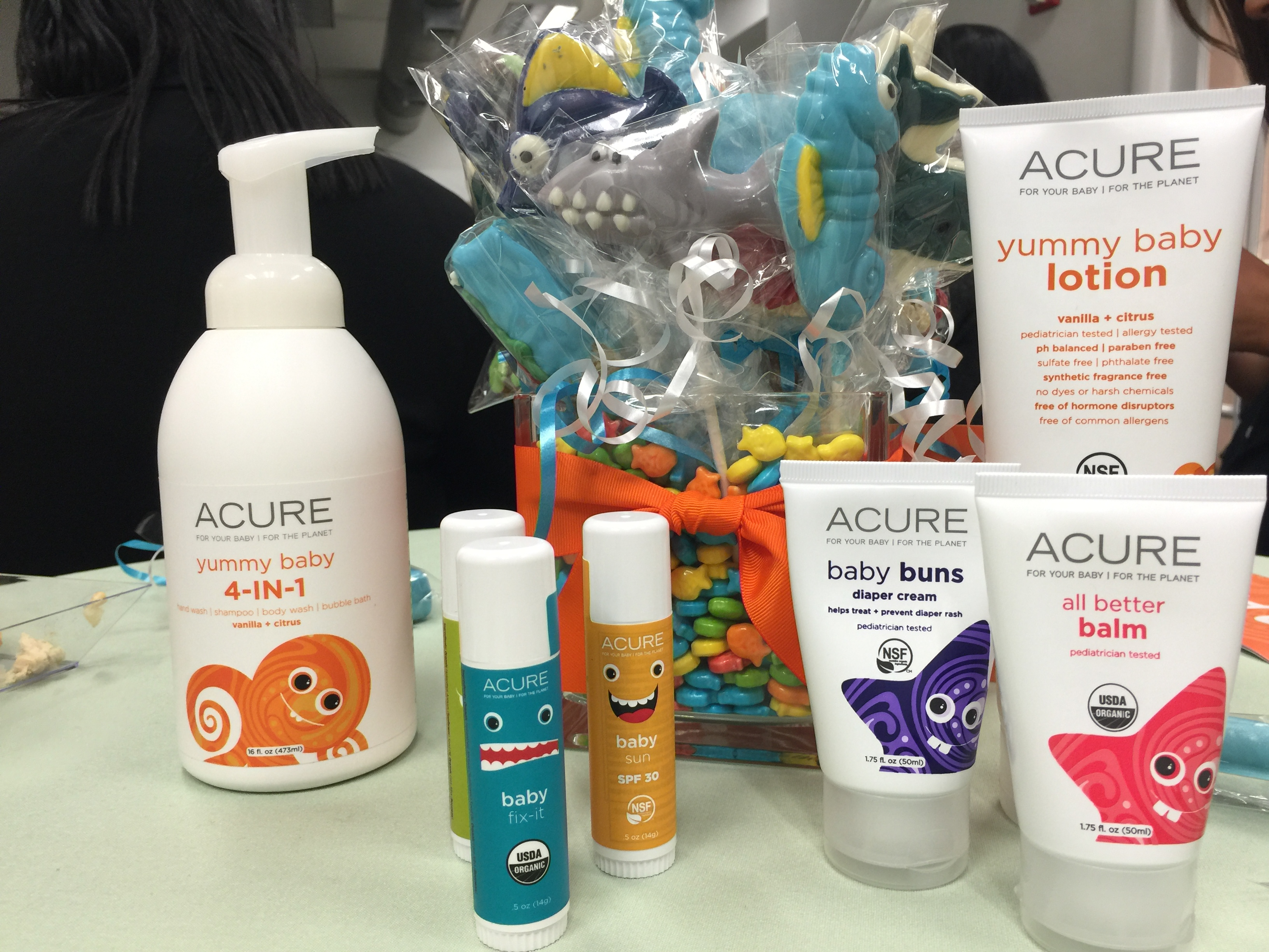 Acure Organics Launches New Baby Line - And You'll Want to